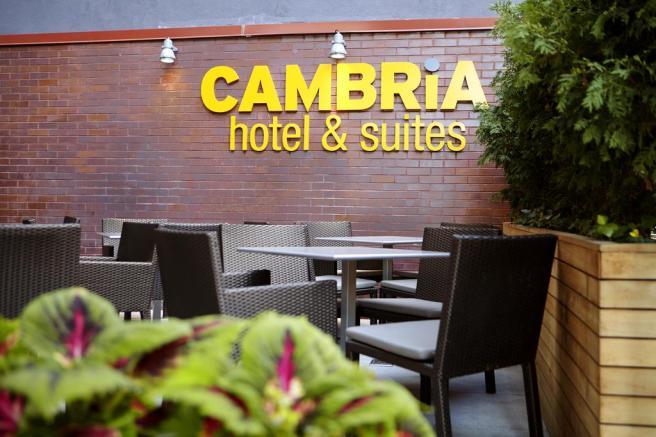Cambria hotel & suites New York
