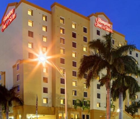 Hampton Inn & Suites by Hilton - Miami Airport