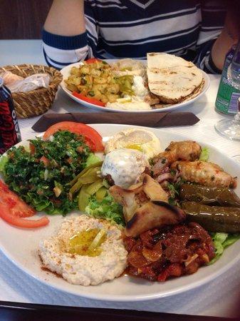 La Pause Libanaise