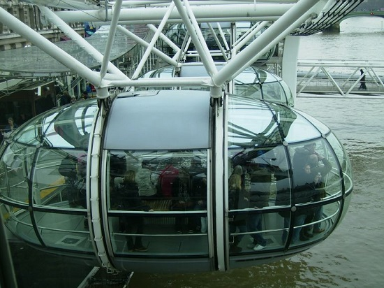 london-eye-river cruise