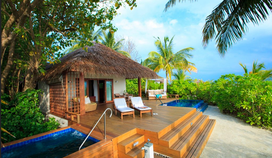 Maldives Romantic Honeymoon Hotels