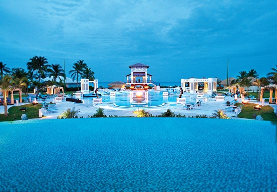 Emerald Bay Bahamas Sandals Resort Hotel Beach