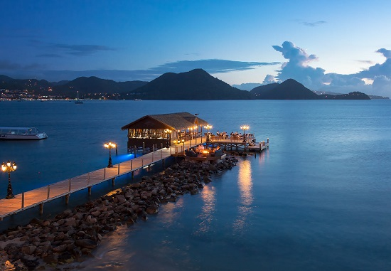 Grande St Lucian Saint Sandals beach resort