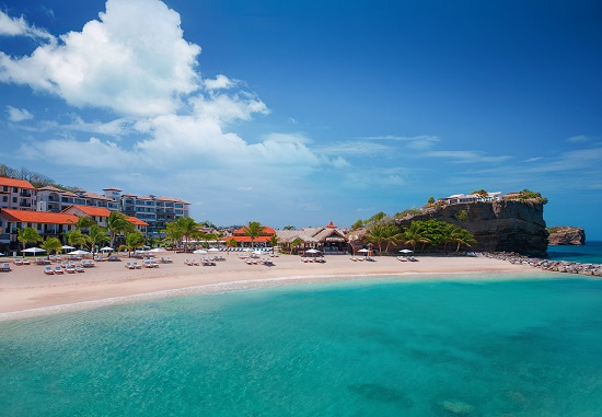 Grenada LaSource St.George's Sandals Beach