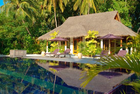 Maldives Romantic Hotels Honeymoon