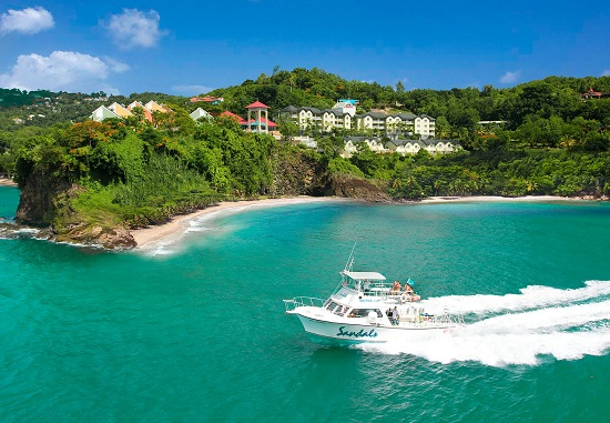 Regency La Toc Beach Resort Sandals St Lucia