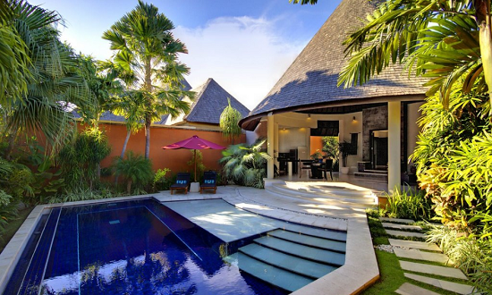 Bali Romantic Honeymoon Hotels