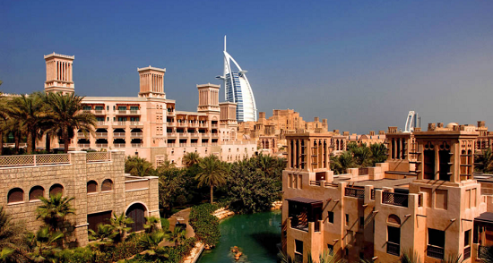 Dubai Luxury Hotels