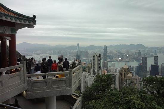 Hong Kong Point of Interest Landmarks Popular destinations