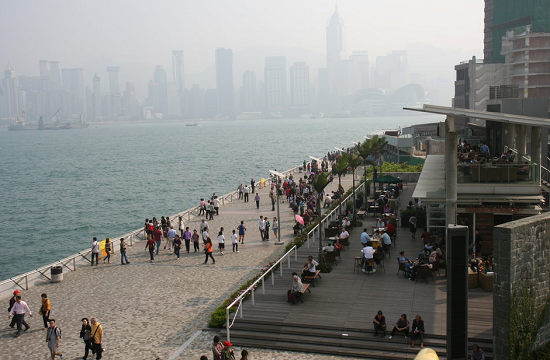 Hong Kong Point of interest popular destination